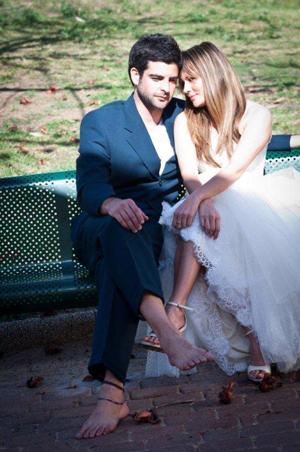 חתונת סתיו מושלמת. צילום: אקספוז ואילן מור