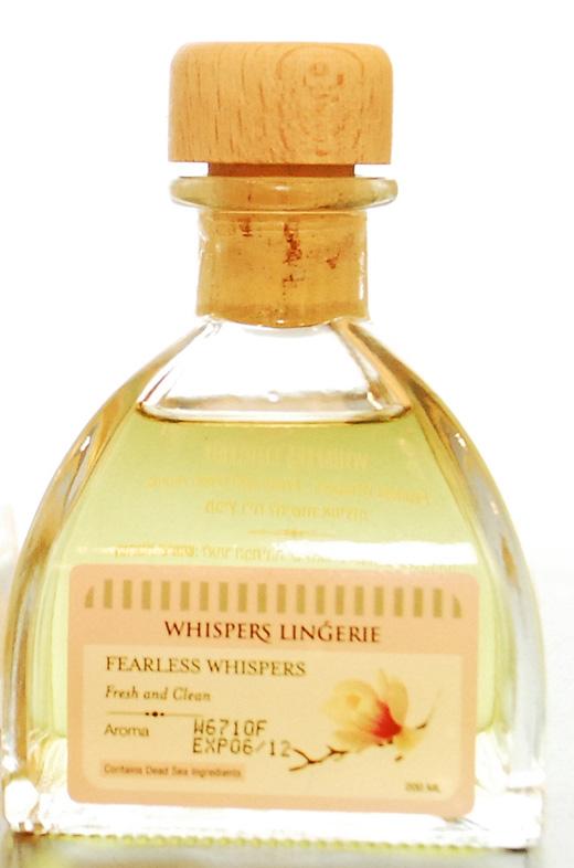 Whispers בהשקת קרמים לטיפוח הגוף והיופי. צילום: עידן ספיבק