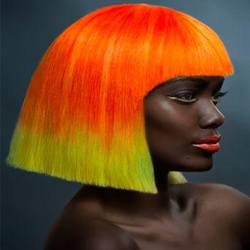 קולקצית שיער בידי מעצבת השיער Leslie Henshaw
