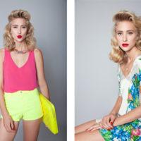 דפנה דה גרוט במגזין האופנה - טרנדי