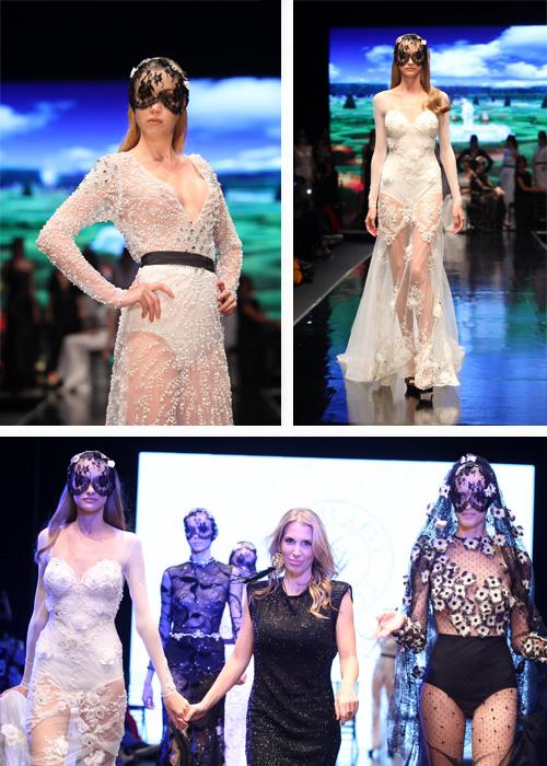 שבוע האופנה תל אביב עם גלית לוי