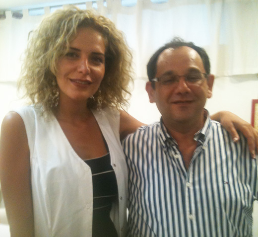 מיטל שמשי ודוקטור לאוניד ספיבק