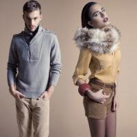 עוז זהבי לרנואר בשבוע האופנה