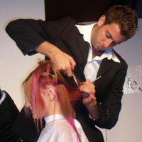 מעצב השיער רובי כהן בונה אתר