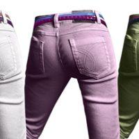 הג'ינס יוצא מהכחול