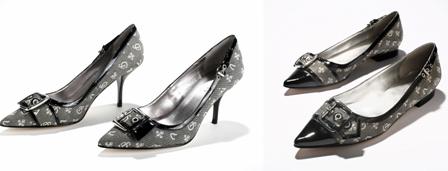 גס (GUESS): אפקט החגורות בנעלי נשים - חורף 2008