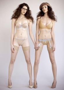 קולקציית הלבשה תחתונה לעונת קיץ 2008 - Body One