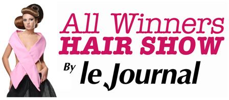 Motie Rubin מעצב השיער מוטיה רובין לקראת מופע השיער הענק All Winners