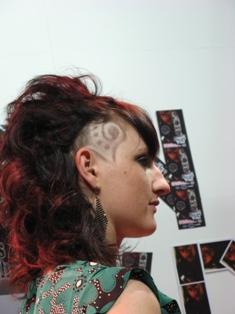 אופנת שיער בלונדון
