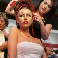 תחרות תסרוקות כלות וערב בפולין