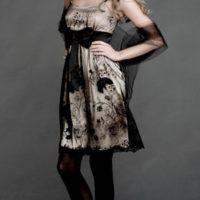שמלת קוקטייל - אופנת אפריל
