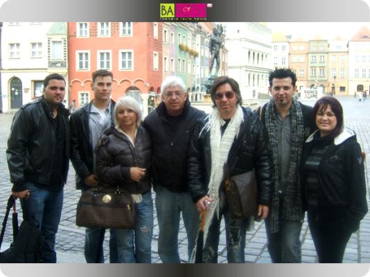 עיצוב שיער בפולין