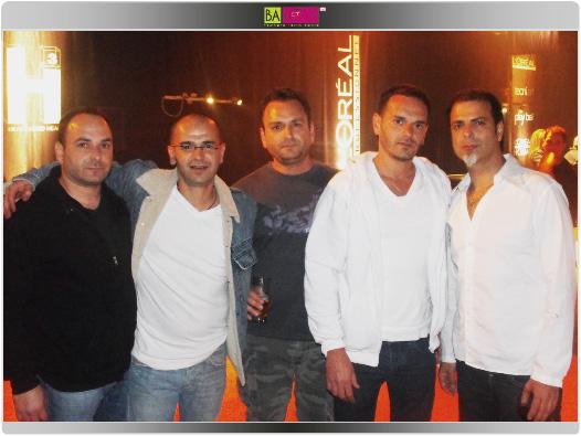 עמוס זרד - אחים, חברים ותצוגה