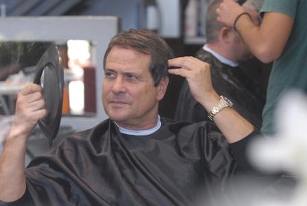 דודו טופז מעצב את השיער בהייר סטורי