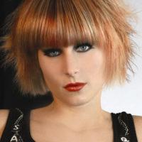 עיצוב שיער פורים 2010 - קארין גל