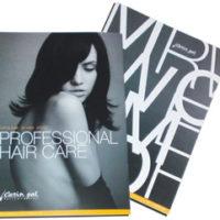 קטלוג מוצרי עיצוב שיער 2010