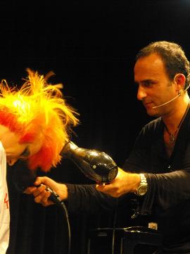 מעצבים שיער בפריז - שוקי זיקרי
