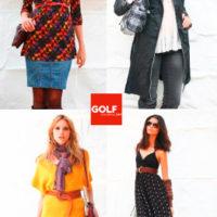 רשת האופנה גולף מציגה את קולקציית נשים סתיו חורף 2008/9