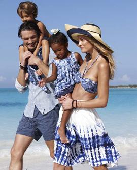 בגדי ים וחוף - H&M קיץ 2011