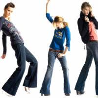 ג'ינסים מתרחבים - Lee