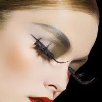 מראה איפור סילבסטר 2011 - מאדינה מילאנו