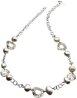 תכשיטי מגנוליה - תכשיטים לבנים
