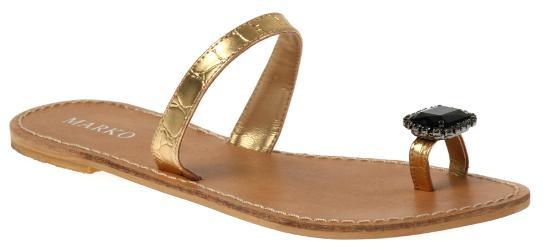 נעליים מתוכשטות - נעלי מרקו
