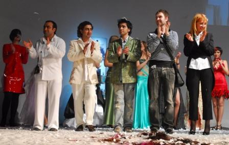 MOTIE RUBIN - מאסטר קלאס 2008