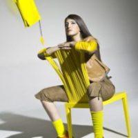 מעצבת האופנה מיקה בשן