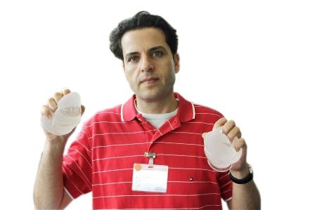 חזה והשתלות סליקונים-