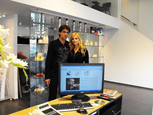 """חדש-בי""""ס לעיצוב שיער שוקי זיקרי דורי בנתניה"""