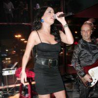 מאיה בוסקילה במועדון הקולוסיאום