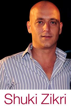 רועי בוגטי - מנהל רשת מספרות ומרכזי הדרכה שוקי זיקרי