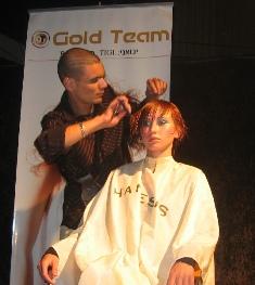חברת מוצרי השיער TG