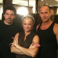 יגאל ויצמן, אנה מיכאלובה ואסף סיבוני - בטן, גב וסמינר מקצועי