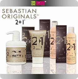 סבסטיאן SEBASTIAN - מוצרי עיצוב שיער