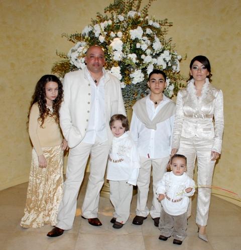 משפחת בק חגגה