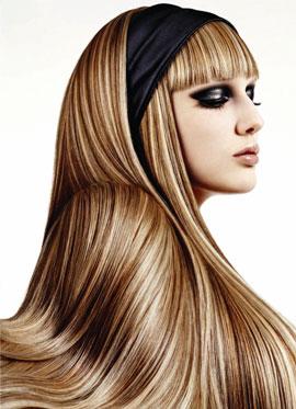בלונד - אופנת צבע השיער