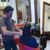 מעצב השיער משה רביע