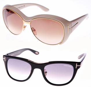 TOM FORD - קולקציית משקפי שמש וראייה