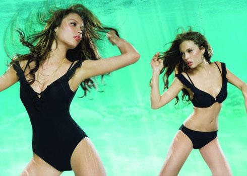 טורקיז - קולקציית בגדי ים קיץ 2008