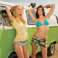 twentyfourseven - קולקציית בגדי ים לקיץ 2008