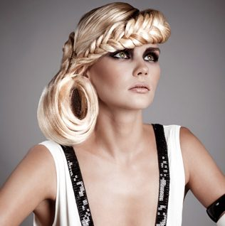 עיצוב שיער מהסרטים - סילבסטר 2010