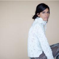 מעצב האופנה יוסף משיק את החורף
