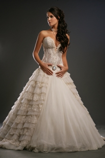 שמלות כלה 2008 צחי מויאל