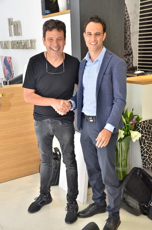 L'ORÉAL PROFESSIONNEL מותג השיער המקצועי מס' 1 בעולם גאה להציג את השגריר הישראלי החדש של המותג