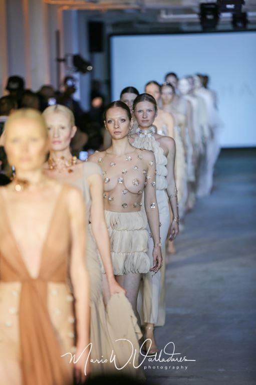 פתיחת שבוע האופנה של ניו יורק