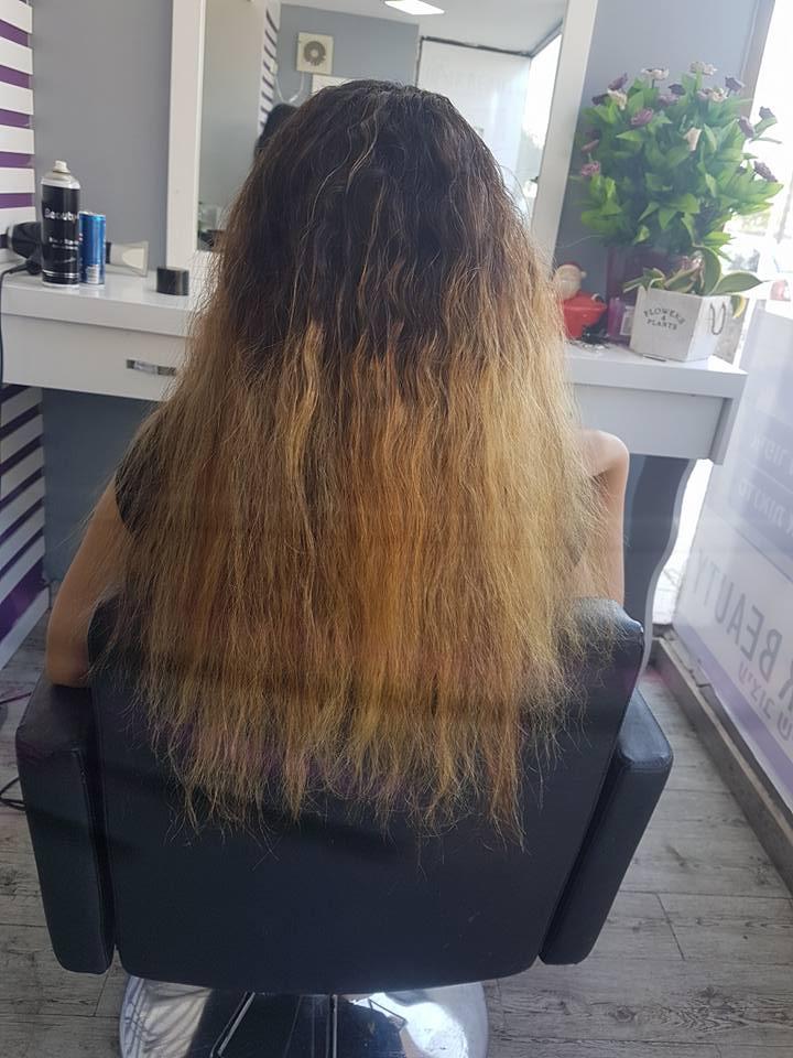 לסגור את הקיץ עם שיער חלק ומדהים