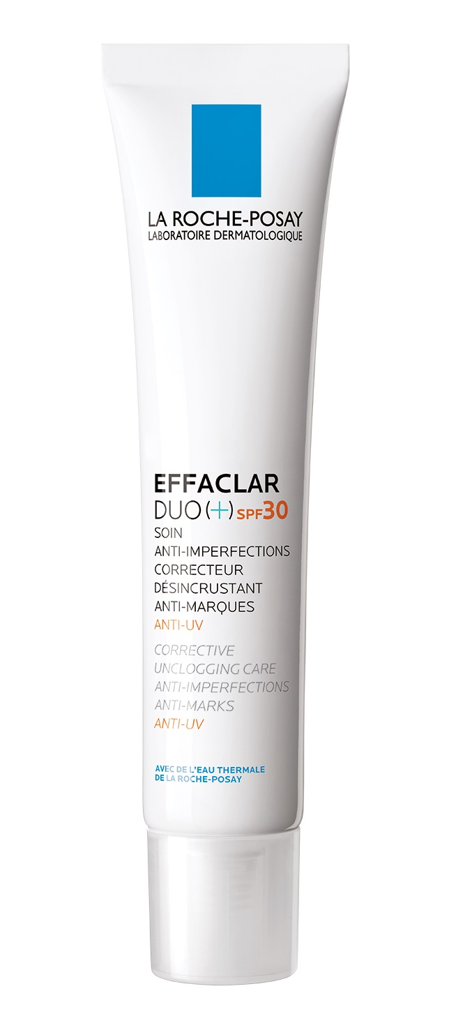 EFFACLAR-DUO(+)-SPF30_Tube-Soin-Correcteur-לה רוש פוזה המחיר 129 שח צלם ...