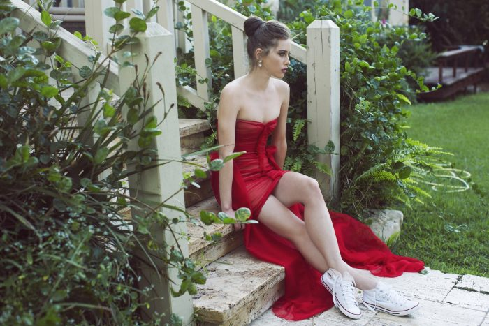 שמלת מקולקציית הפרום של המעצבת חן חוה לבלוג כלות עם שיק, 800-100 שח לקנייה, 1000-2000 שח להשכרה, קרדיט צלם רותם ברק (3)